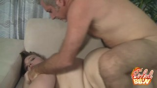 Fucked And Facialed BBW Cherie Orgasm exibitionist