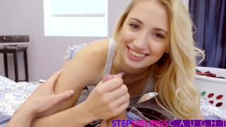 Helpful Step Sis Gets Fucked While Talking On Phone With Dad  sierra nicole big-cock creampie family point-of-view phone-sex blonde skinny sister young taboo hardcore stepsiblingscaught step-sister doggystyle brother and sister