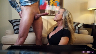 Epic caught scumbag keep milf quiet to fucks brandi love cheating love tits