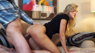 Epic MILF caught cheating; Fucks to keep scumbag quiet! (Brandi Love) Babe big