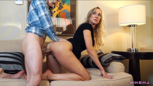 Garfield strip odie mark - Epic milf caught cheating fucks to keep scumbag quiet brandi love