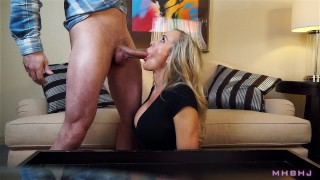 Epic MILF caught cheating; Fucks to keep scumbag quiet! (Brandi Love)  mark rockwell big tits cim wife mhb mom fucking curvy married swallow mother doggystyle big boobs cum in mouth cum swallow brandi love cheating wife