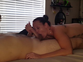 Onna kyoushi nijuusan sai she sucks my cock wearing pink panties part 1 point of view kink head s