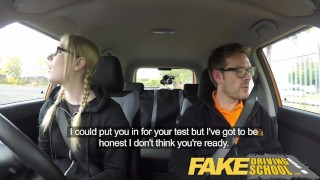 Fake Driving School Young college student takes a creampie for free lessons grool driving instructor british teen young blonde teen british blowjob fake taxi creamy pussy wet-pussy fuck hairy-pussy pigtails glasses pov english teen creampie funny teenager