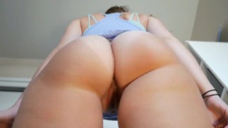 Ass she jerk to to wants really her you twerk teasing