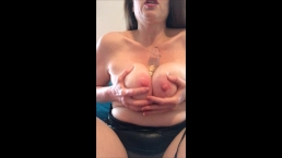 JOI To Mommy's Big Tits