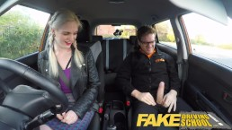 Fake Driving School student wi