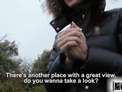 Mofos – Euro teen gets picked up on the side of the road