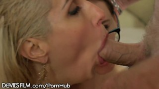 Wife and Mistress have Fun Sharing Cock