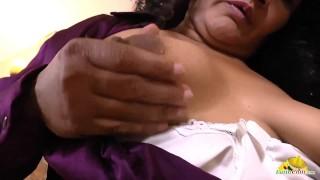 Play mature sharon latinchili horny sexy solo and masturbation mom