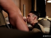 NextDoorBuddies Johnny Torque Interrogating and Dominating