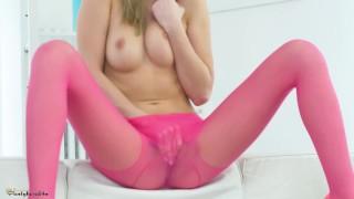 Pink Pantyhose