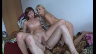 Benefits videoz threeway with friends brown small