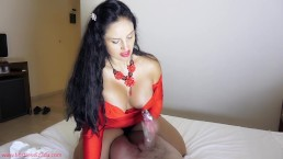 Ruined orgasms by cock penetration
