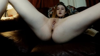 Begging For Someone to Cum With Me - Jerk Off Encouragement Young view