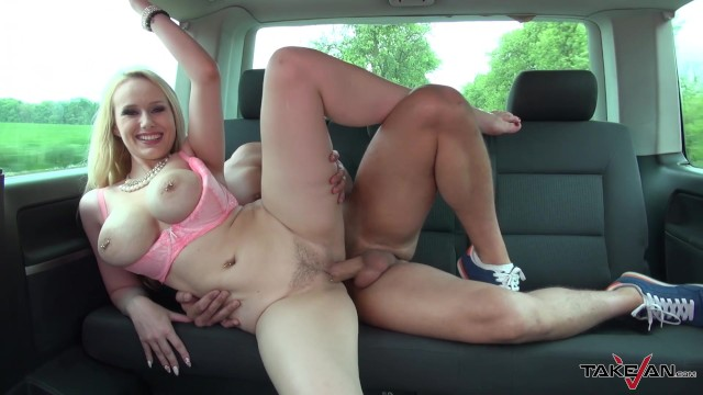 Takevan - Extremely Dumb Original Blonde With Big Boobs -7808