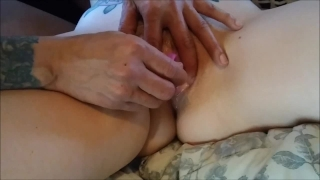 Red pawg and head fucked bound man bdsm