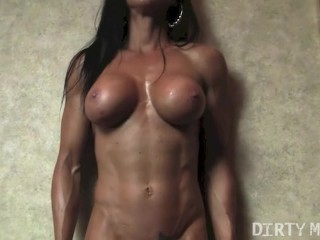 What Is A Mimi Rod Fucking, Sexy Tattooed and Tanned Babe Masturbating Babe Brunette Masturbation