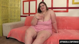 Toys young sex with cute fatty plays chubby chunky