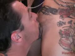 Mistress Marsha May And Her Sex Slave - Femdom Facesitting & Worship