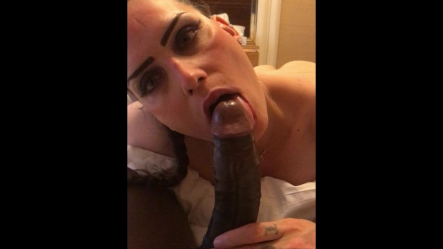 Nefertitiblack shemale escortnew york city Pornstar and webcam model nikkiedickie gives raw oral in new york