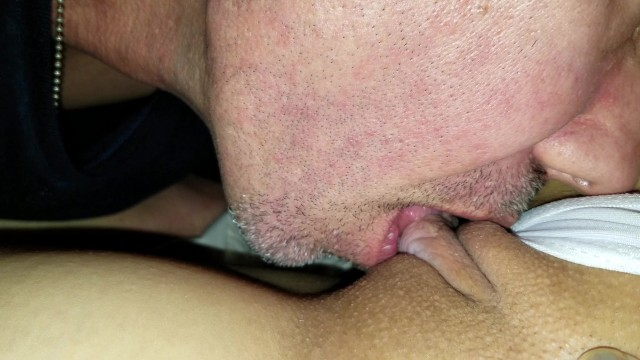 Mom lets him suck her big tits and rubbing her clitoris till she cums