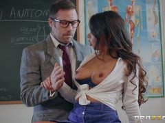 Learning The Hard Way - Brazzers