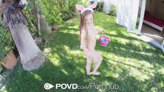 Easter ears lena celebration paul povd bunny cutie fuck with babe lena