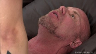 Cock punishes with stepdad big dylanlucas son fuck daddy