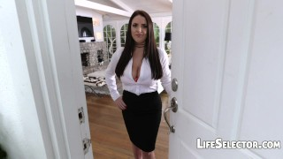 The Cotenant  gina valentina point of view angela white big tits brazilian interactive blowjob thick lifeselector hardcore footjob latina drilled doggystyle bald pussy natural tits titty job interactive porn