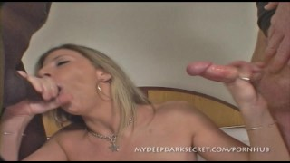 MDDS Sara Jay takes on Two Cocks