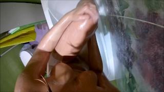 Female of pov magic shower takes a teacher bathroom tits