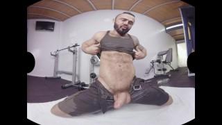 VirtualRealGay.com - Shake it up gym