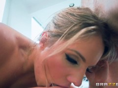 Filthy Candice Dare loves dp - Brazzers