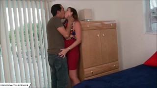 Preview 1 of Hot Mature Whore Takes Thick Hard Rod