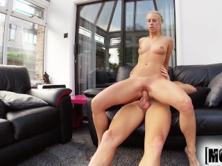 Fuck my pussy plz mofos - perv fucks girl next door, carla cox mofosnetwork point of view