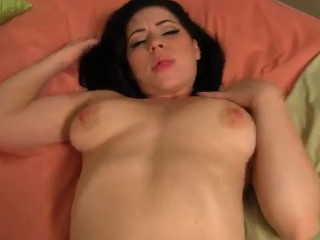 Caught jerking off and then fucked