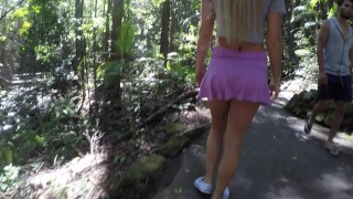 SECRETCRUSH - Flashing Babe In Crowded Public Oiled Waterfalls Pussy Fuck  point of view oil overload Pov Blowjob outside public young squirting public up skirt orgasm waterfalls forest nature teen squirt up skirt oil pussy fuck public flashing