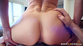 Dirty Pov with Brandi Love - Brazzers Edging step