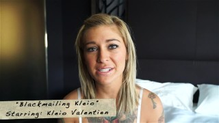 Tattooed whore caught cheating; Blackmailed for a piece of ass!  marks head bobbers mark rockwell doggy style face fucking big load spanking teen blonde tattoo facial big boobs mhbhj mhb 60fps rim job blackmail
