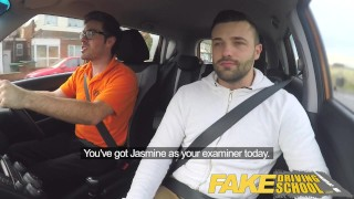 Fake Driving School Jasmine Jae fully naked sex in a car  car sex long hair british porn big tits british blowjob naked cumshot 69 fakedrivingschool car porn big boobs black hair porn star fds fake tits
