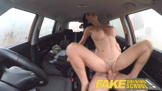 Fake Driving School Jasmine Jae fully naked sex in a car  car sex british porn big tits british blowjob cumshot 69 fakedrivingschool car porn big boobs black hair long hair porn star naked fds fake tits