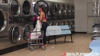 Digital Playground- Hot Horny Asian Wants To See A Big Dick  riding dp leggings asian amateur small tits pov big dick young digitalplayground pounding cock sucking orgasm teenager small boobs rawcuts laundry