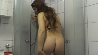 Pissing. Next video Golden Rain from DuBarry. Piss in shower close up POV