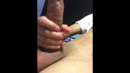 Quick dick tease