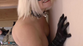 Fucked agedlove starr to behind hard lacey ass from sex blowjob