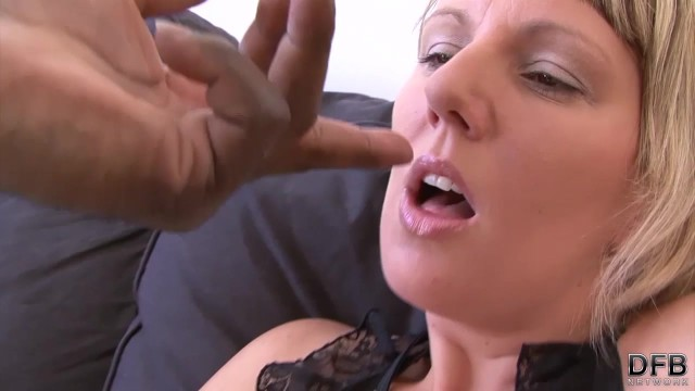 Black cock craves wife Real porn casting - interracial fuck for black cock craving blonde