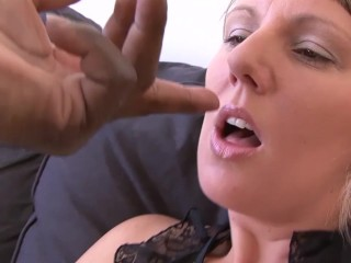 Real Porn Casting - Interracial Fuck for black cock craving blonde