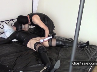 grooming your wife for bondage