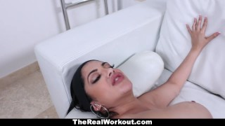 TeamSkeet - Curvy Cuban Babe Fucks Beach Volleyball Coach Missionary bombshell